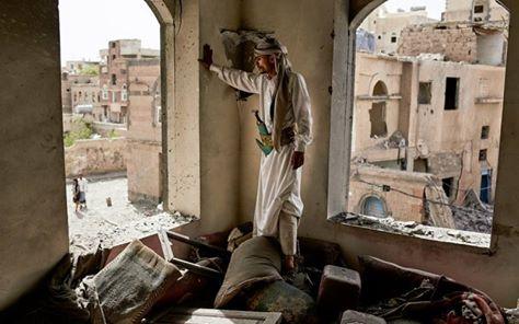 Sanaa bombs