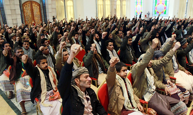 houthi prisoners released